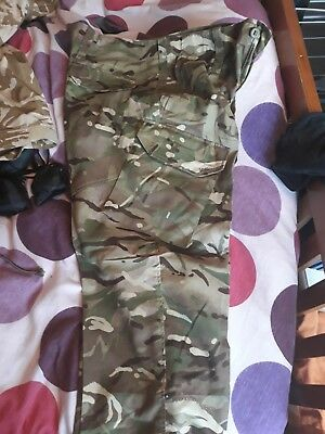 Mtp Trousers Combat Warm Weather 85/96/112 Large Size Airsoft
