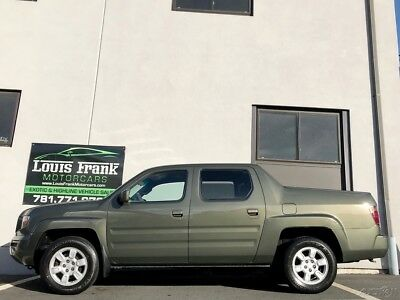2006 Honda Ridgeline RTL ONE OWNER! CLEAN CARFAX! DEALER SERVICED FROM DAY ONE! 4X4! BEST ON DEAL EBAY!