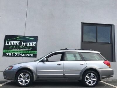 2006 Subaru Outback 2.5 XT Limited 2.5 XT LIMITED! TURBO! ONE OWNER! FULLY SERVICED FROM DAY ONE! CLEAN CARFAX! WOW