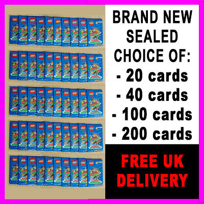 2018 Sainsburys /'Incredible Inventions/' Lego Cards 99p each free P/&P