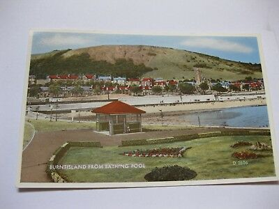 Burntisland Beach from Bathing Pool 107