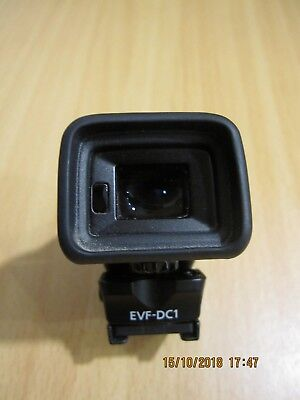 Electronic viewfinder Canon EVF-DC1 for M3 and M6 Plus others, with Canon cover.