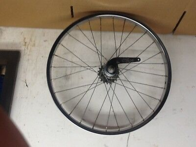 Vintage Schwinn Stingray 20 X1 3/4 S-7 coaster brake rim Clean