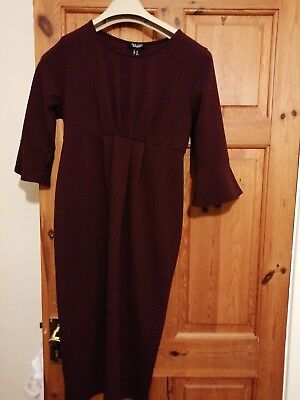 Maternity dress size 10 used New Look