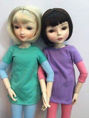 MIM Doll Make It Mine - Haley & Taylor  Set Of 2 Dolls