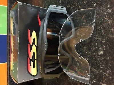 ESS Vehicle Ops Goggles- Military Spec, Airsoft, Paintball