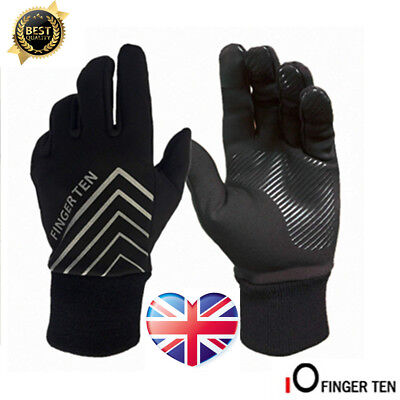 Waterproof Winter Gloves Windproof Running Warm Gloves 3M Touchscreen Mens Women