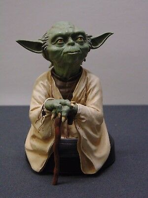 Star Wars Gentle Giant Yoda 2005 Limited Edition no box SHIPS FREE