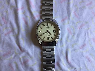 Stowa Vintage Watch Made in Germany Swiss Automatic Movement Not Working