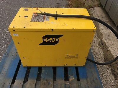 Esab Heliarc 250Ts  Welder Ac/dc Stick And Tig Very Clean Single Phase 220 Volts