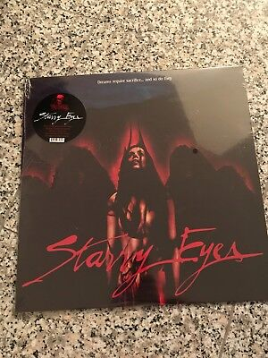 Jonathan Snipes: Starry Eyes - OST (180 Gr. Vinyl) Waxwork Records