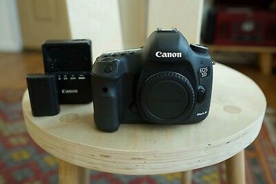 Canon EOS 5D Mark III 22.3MP Digital SLR Camera Used with battery and charger.