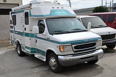 """1997 Chinook Concourse Ford v10 """"side entry"""" class c motorhome"""