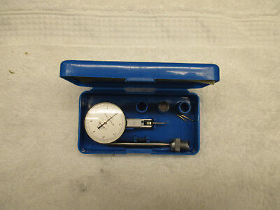 "BROWN & SHARPE BESTEST HALF TENTH DIAL TEST INDICATOR .00005"". No. 7033-3"