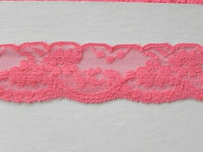 Card of New Lace - Fuchsia