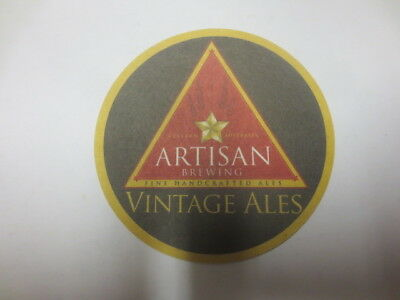 1 only ARTISAN BREWING Co.Western Australia Special  Issue  Beer Coaster