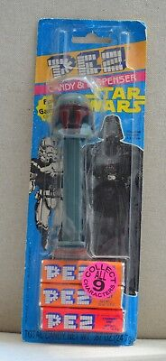 Vintage Star Wars Bobo Fett Pez Dispenser