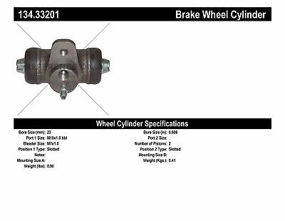 Drum Brake Wheel Cylinder-Premium Wheel Cylinder-Preferred fits Transporter
