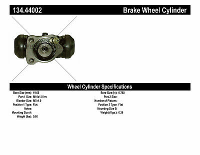 Drum Brake Wheel Cylinder-Premium Wheel Cylinder-Preferred fits 87-91 Camry