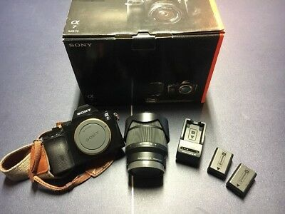 Sony Alpha A7 7K Mirrorless Digital Camera with FE 28-70mm f/3.5-5.6 OSS Lens