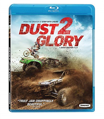 DUST 2 GLORY-DUST 2 GLORY Blu-Ray NEUF