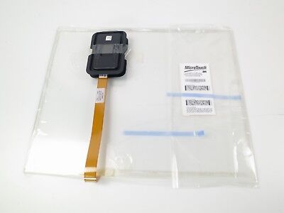 "10x  3M MicroTouch 17-8771-226 E341374 EXII-7760UC 15.1"" Touchscreen Glass Panel"