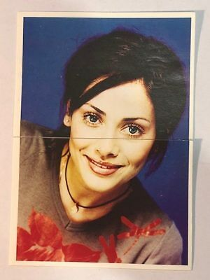 Smash Hits Planet Pop Collection 99 Natalie Imbruglia Puzzle Panini Sticker Card