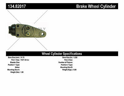 Drum Brake Wheel Cylinder-Premium Wheel Cylinder-Preferred Front Right Lower