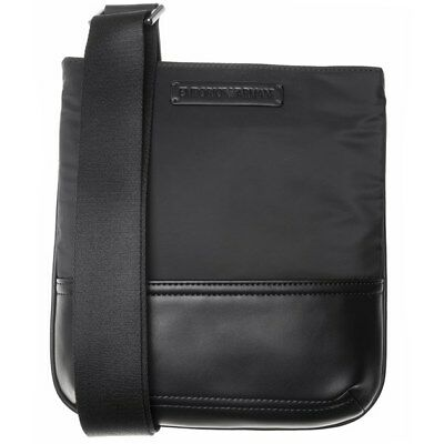 NEW MENS SUPERDRY Black Hamilton Pouch Polyester Cross Body Bag Bags ... e53803a2f6988