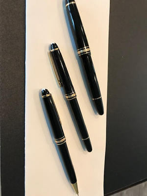 Montblanc Writing Set- Pen, Mechanical Pencil, Highlighter
