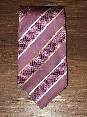 Kiton Napoli Striped Tie Italy