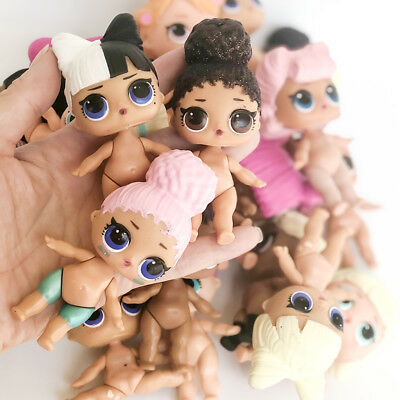 LOL Surprise nude Doll Series 1 2 3 Confetti Pop Boy Punk Boi Girls Gift