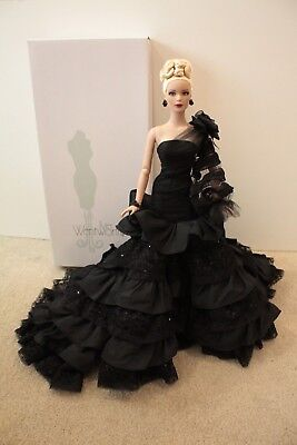 """MIB Tonner Perfect Ten Tyler Wentworth 16"""" Doll LE of 200 *see photos*"""