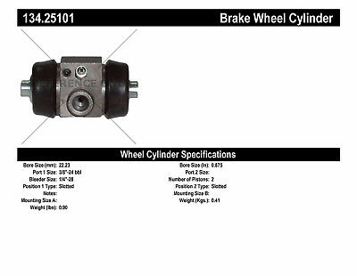 Drum Brake Wheel Cylinder-Premium Wheel Cylinder-Preferred fits 62-74 MG MGB