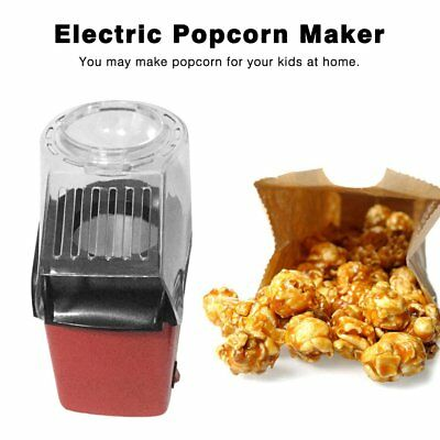 1200 W EU plug électrique Popcorn Maker Machine sans gras Pop Corn Popper