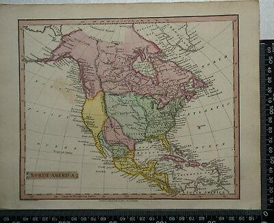 1814 J Russell - Map of North America