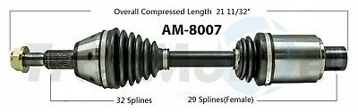 CV Axle Shaft Front Right SurTrack AM-8007