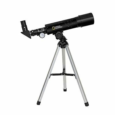 National Geographic 50/360 Refractor Telescope With Tripod