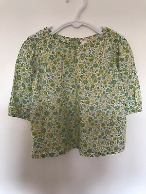 Country Road Baby Girls Top Gorgeous 6-12 Months Size 0