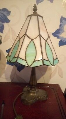 Tiffinay Style Reproduction Lamp