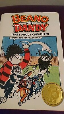 Beano And Dandy Annual. Celebrating 70 Years