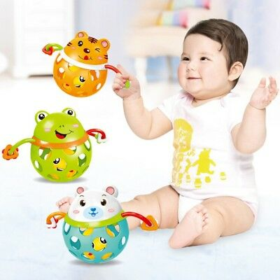 Newborn Baby Kids Ball Rattle Sound Toy Child Early Educational Toy Hand Toy