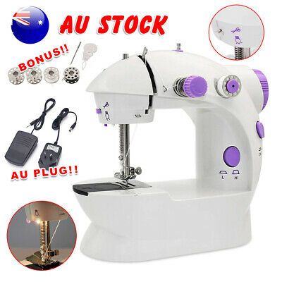 Portable Mini Electric Multi-Function Home LED Desktop Sewing Machine Handheld