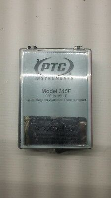 PTC Instruments Model 315F Dual Magnet Surface Thermometer