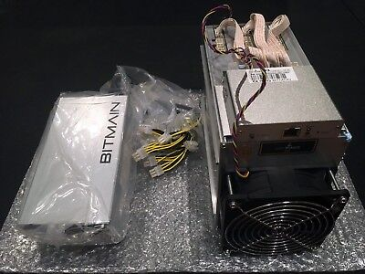 Bitmain Antminer D3 Dash 19.3GHs Crypto Currency ASIC Miner + 1600W APW3++ PSU