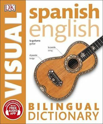 Spanish English Bilingual Visual Dictionary (DK Bilingual Dictionaries), DK, New