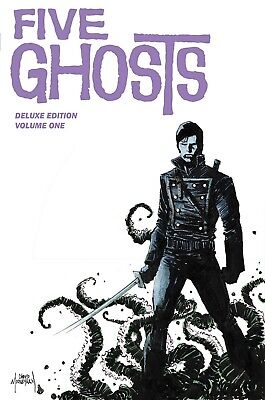 IMAGE: Five Ghosts Deluxe Edition Volume 1 Oversized HC (NEU/OVP/NP: 34,99$)