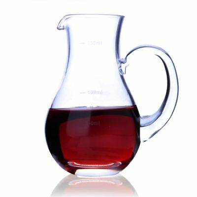 Crystal Glass Decanter Wine Whiskey Carafe Water Bottle Jug Dispenser Container