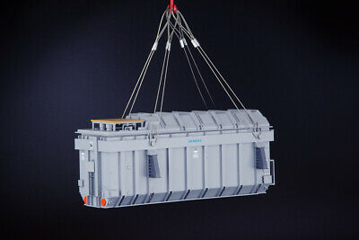 BYMO BR90506 Komatsu PC8000-6 Excavator Crawler with Track Large - Scale 1:50