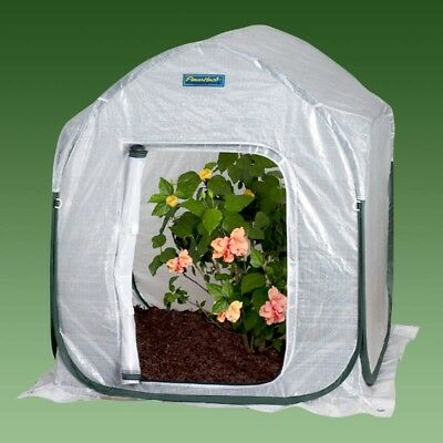 Portable Mini Greenhouse FlowerHouse PlantHouse 3 ft square Plant Cover